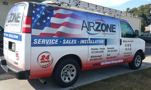 Tampa emergency air conditioning repair